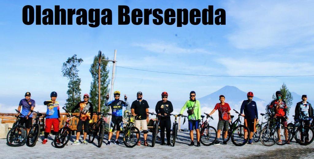 Olahraga Bersepeda