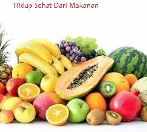 Hidup Sehat Dari Makanan
